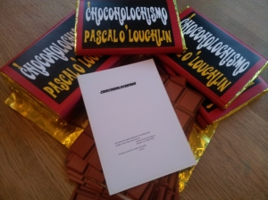 Chocoholochismo cover