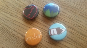 Badges landscape